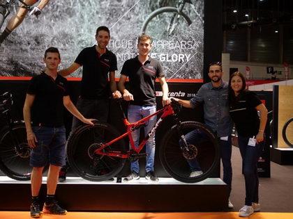 Hutchinson proveedor oficial de neumáticos para el MMR Factory Racing Team