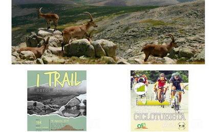 I Cicloturista y Trail Hoyos del Espino