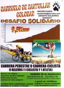 I Desafío Solidario Barruelo de Santullán - Alto Golobar