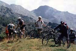 La Pedals de Foc en bicicleta de spinnig