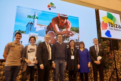Ibiza se consolida como destino turístico - deportivo