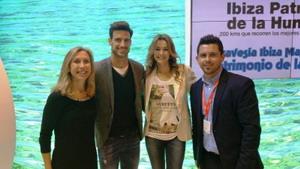 Ibiza se vuelca con el deporte en FITUR