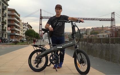 Ibiza Titanium, una e-Bike a otro nivel