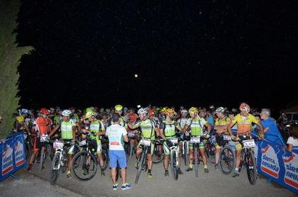III Subida Nocturna al Veleta en bicicleta de montaña