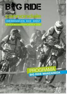 Todos los detalles de la Big Ride Manzaneda