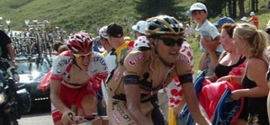 Tour de Francia: Rafa Valls se da a conocer en el Tour