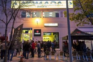 Inaugurada la tienda Nomada Bikes en Madrid