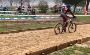Inaugurado el nuevo circuito de ciclocross permanente en Parla