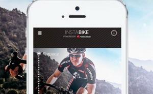 InstaBike la nueva aplicación móvil para ciclistas