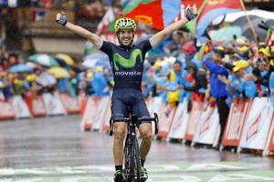 Ion Izagirre consigue un merecido triunfo para Movistar Team