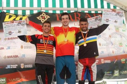 Iraitz Etxebarria da la sorpresa y se proclama campeón en Ubrique