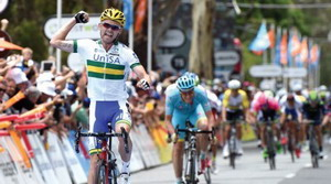 Jack Bobridge gana la primera etapa del Tour Down Under