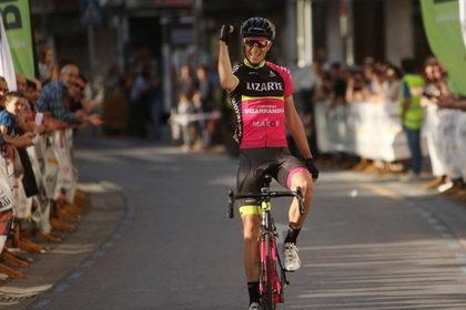 Jaime Castrillo talento joven para Movistar Team