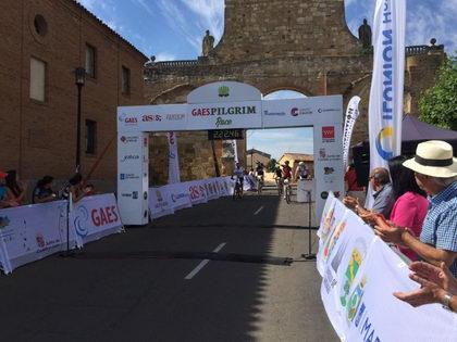 Javier Busto y Raquel Lisbona ganadores laGAES Pilgrim Race