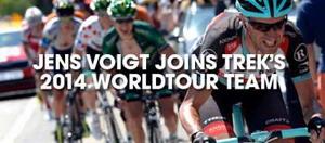 Jens Voigt correrá en el equipo Trek