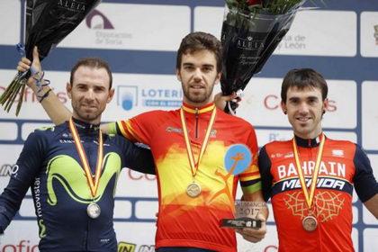 Jesús Herrada se proclama campeón de España