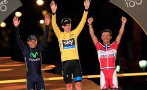 Joaquim Rodriguez encantado con el recorrido del Tour