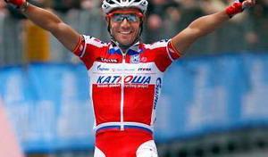 Joaquim Rodriguez recibirá el trofeo UCI en La Volta