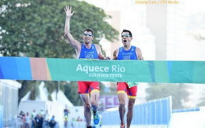 José Luis García Serrano conquista el oro en Río