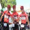 José Luis Carrasco primer líder de la Vuelta a Andalucía MTB