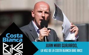 Juan Mari Guajardo será la voz en la Costa Blanca Bike Race