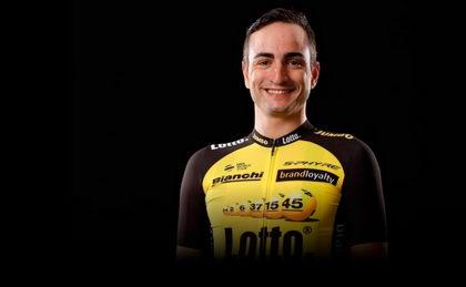 Juanjo Lobato abandona el LottoNL-Jumbo por el uso de somníferos