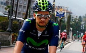Juanjo Lobato se despide del Giro de Italia