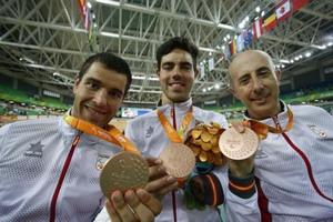 Juegos Paralímpicos: Otro bronce en pista para España