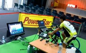 Julian Sanz supera la primera noche en busca del récord