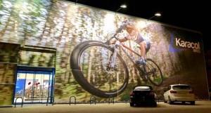 Karacol pone en marcha una de las mayores tiendas de ciclismo en España