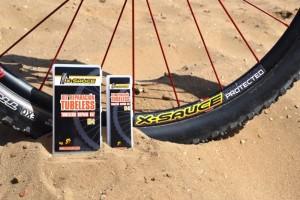 Kits de mechas para reparación de neumáticos tubeless X-Sauce
