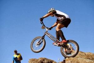 La 14 Edicion ciudad de Valverde del Biketrial el 5 de octubre