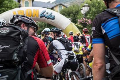 La 24ª edición del Iron Bike ya rueda por los Alpes