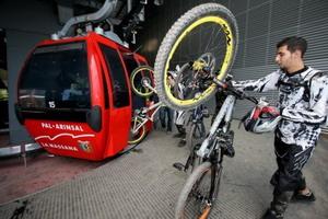 La apertura de Vallnord Bike Park la Massana queda aplazada