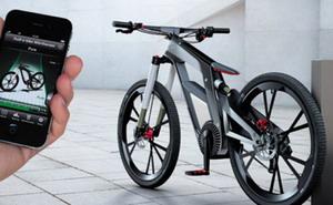 La bicicleta eléctrica de Audi alcanzará los 80 km/h