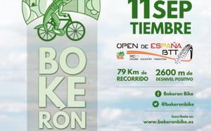 La Bokeron Bike cierra el Open de España XCM