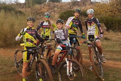 La Ciclista de Alcalá de Guadaíra se suma al proyectobase de Primaflor-Mondraker-Rotor