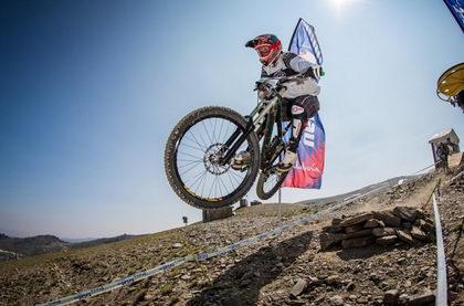 La Copa Bull Bike de Descenso llega al Sierra Nevada Bike Park