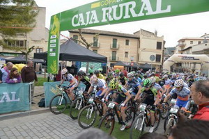 La Copa Caja Rural BTT 2015 vuelve en Jaurrieta