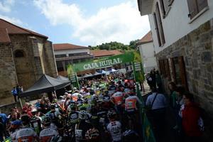 La Copa Caja Rural BTT llega a Jaurrieta este fin de semana