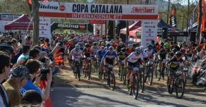 La Copa Catalana Internacional BTT Biking Point se desplazaaSanta Susanna