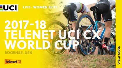 La Copa del mundo de ciclocross en directo desde Bogense