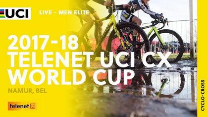 La Copa del mundo de ciclocross en directo desde Namur