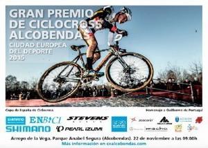 La Copa de España de ciclocross llega a Alcobendas