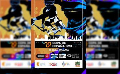 La Copa de España de BMX se cierra en Barcelona