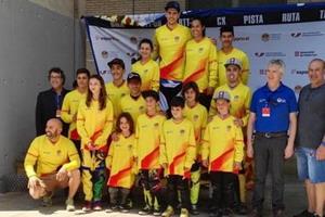 La Copa de España de BMX volvió a Barcelona