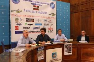 La Copa de España de pista se despide en Anoeta