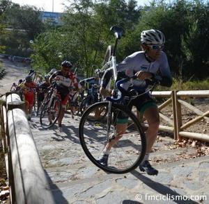La Copa de Madrid de Ciclocross comenzó en Alcobendas