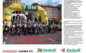 La fiesta de la bicicleta se celebra este domingo 5 de Octubre