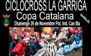 La Garriga se estrena en la Copa Catalana de Ciclocross
